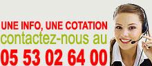 contactez Saint Avit Loisirs Groupes